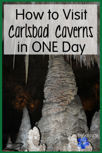 How to Visit Carlsbad Cavern in ONE Day