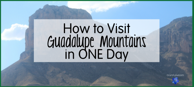 Read more about the article Guadalupe Mountains