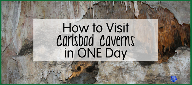 You are currently viewing Carlsbad Caverns